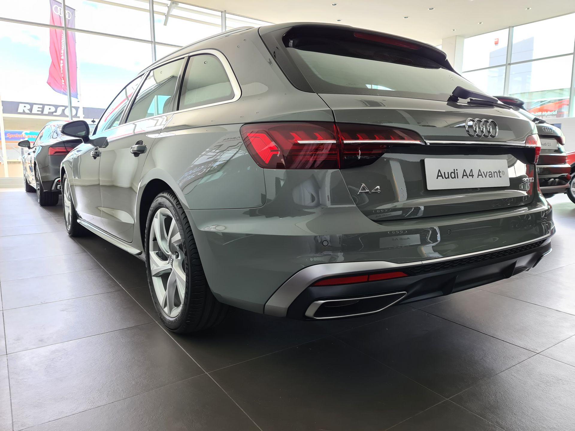 Audi A4 Avant S line 30 TDI 100kW S tronic nuevo Madrid