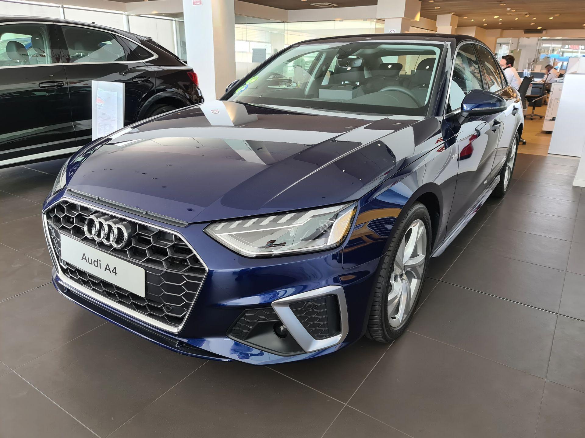 Audi A4 S line 35 TDI 120kW (163CV) S tronic nuevo Madrid