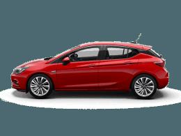 Opel Astra nuevo