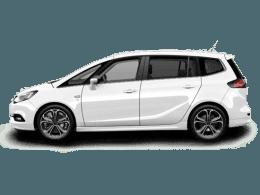 Opel Zafira nuevo