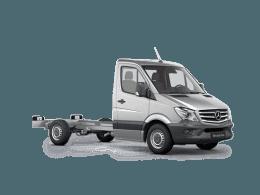 Mercedes Benz Sprinter nuevo