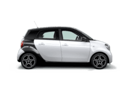 Smart Forfour nuevo