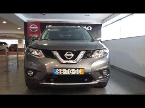 Nissan X-Trail novo