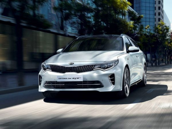 Kia Optima SW 1.7 CRDi VGT Concept Eco-Dynamics nuevo Madrid