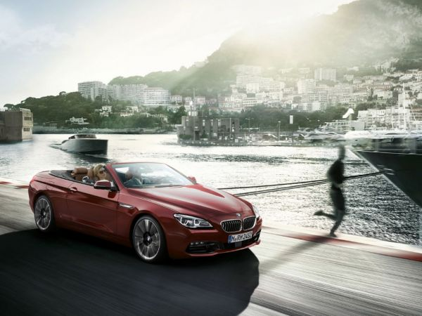 BMW Serie 6 640i nuevo Madrid