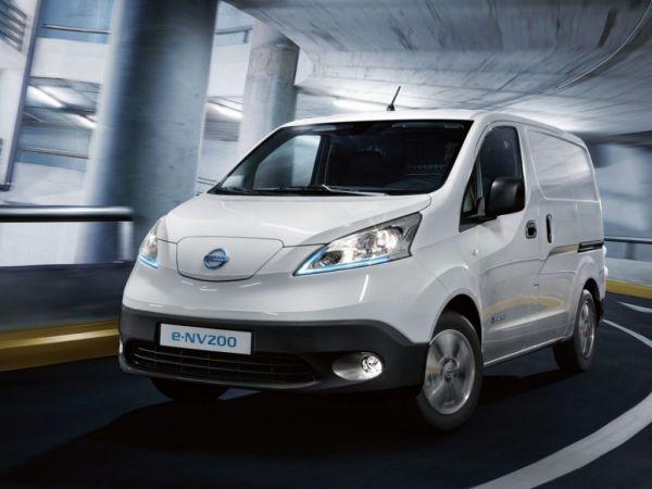 Nissan NV200 1.5dCi 66kW (90CV) BASIC nuevo Madrid