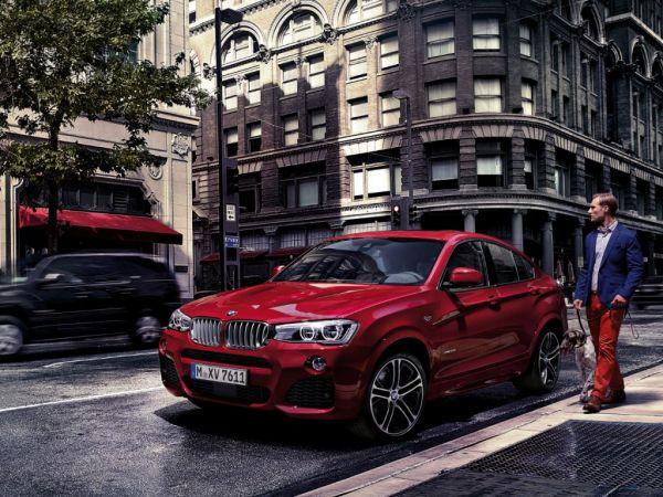 BMW X4 xDrive25d nuevo Madrid
