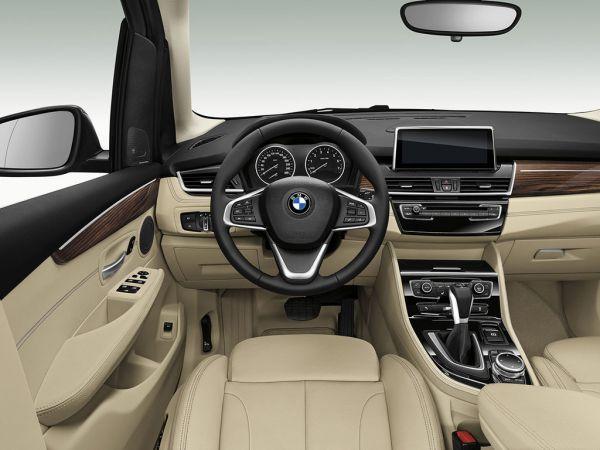 BMW Serie 2 Active Tourer 216d nuevo Madrid