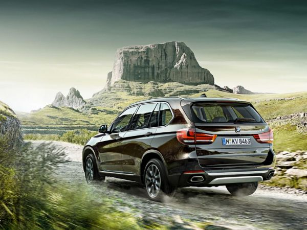 BMW X5 xDrive40e iPerformance nuevo Madrid