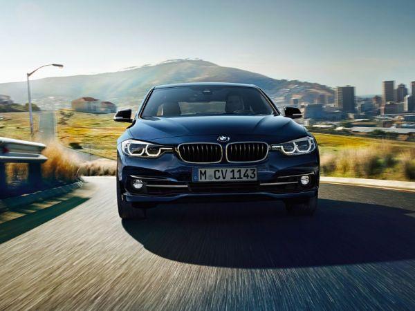 BMW Serie 3 318d nuevo Madrid