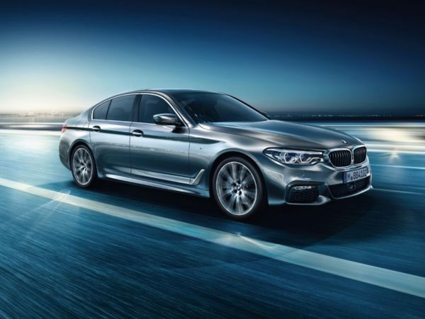 BMW Serie 5 520d Efficient Dynamics nuevo Madrid