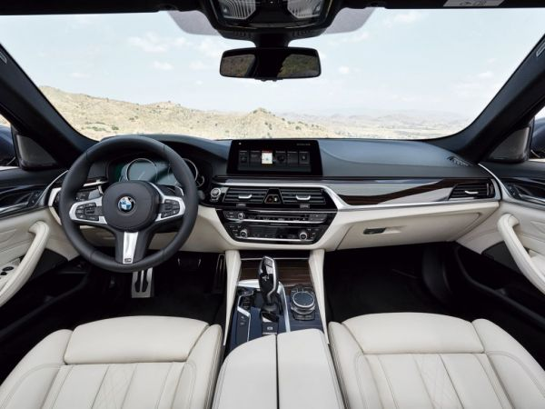 BMW Serie 5 520d Touring nuevo Madrid