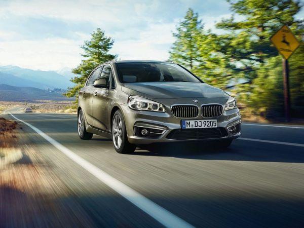 BMW Serie 2 Active Tourer 218d nuevo Barcelona
