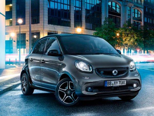 Smart Forfour 0.9 66kW (90CV) S/S nuevo Málaga