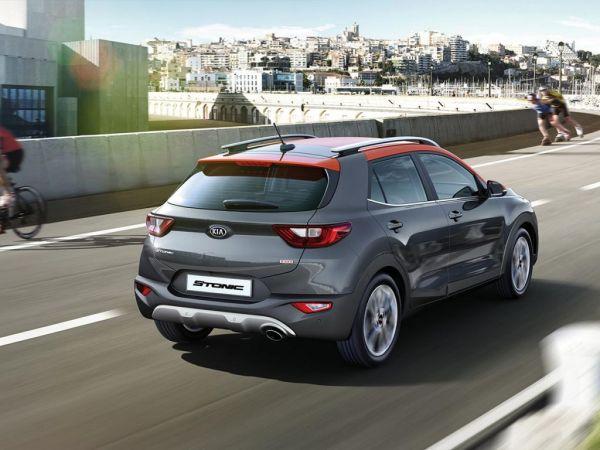 Kia Stonic 1.6 CRDi VGT 81kW (110CV) Drive Eco-Dyn nuevo Madrid