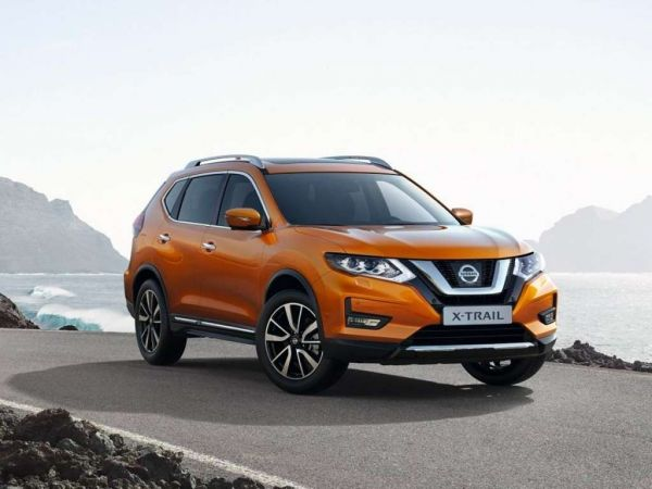 Nissan X-Trail 7 Pl. dCi 96 kW(130 CV) 4x4-i N-CONNECTA nuevo Madrid