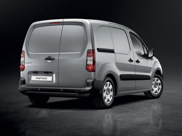 Peugeot Partner Furgón Confort Electric L1 nuevo Cádiz