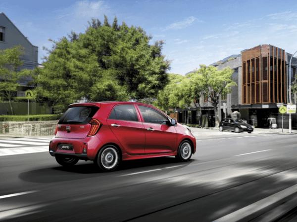 Kia Picanto 1.0 CVVT 49kW (66CV) Concept nuevo Madrid