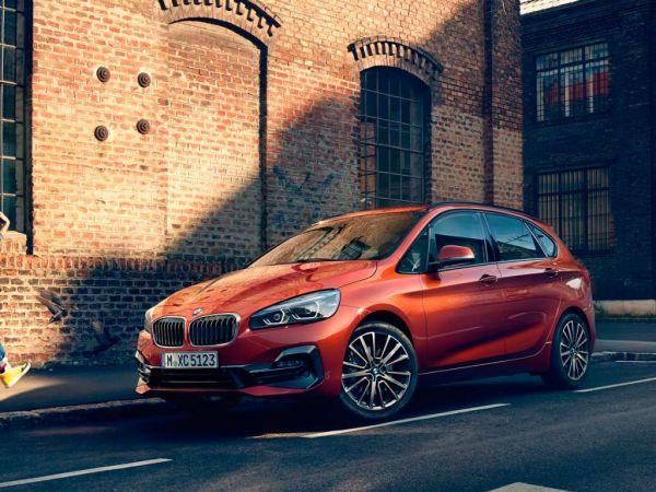 BMW Serie 2 Active Tourer 218d nuevo Madrid