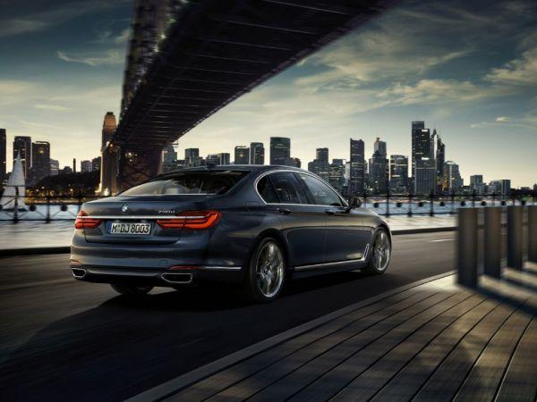 BMW Serie 7 730dA nuevo Madrid