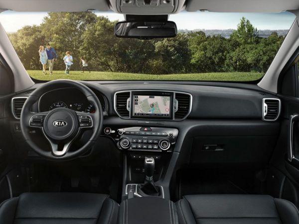 Kia Sportage 1.7 CRDi VGT 115CV x-Tech17 4x2 Eco-Dyn nuevo Madrid