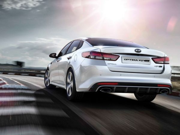 Kia Optima 1.7 CRDi VGT Business Eco-Dynamics nuevo Madrid