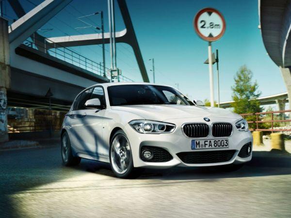 BMW Serie 1 116d nuevo Madrid