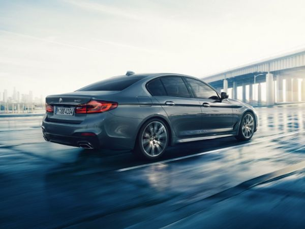 BMW Serie 5 530iA nuevo Madrid