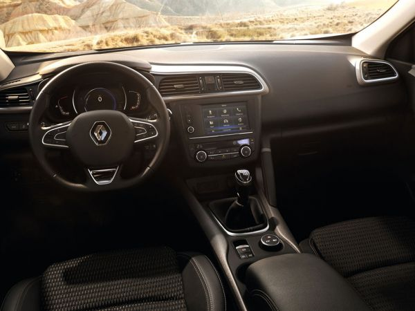 Renault Kadjar Zen GPF TCe 103kW (140CV) - 18 nuevo Pontevedra