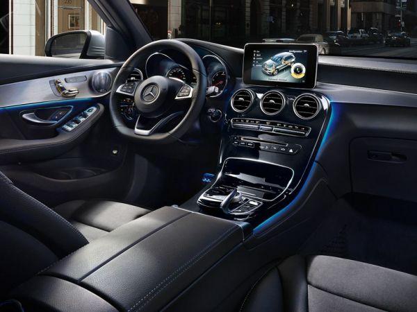 Mercedes Benz Clase GLC 250 4MATIC nuevo Málaga