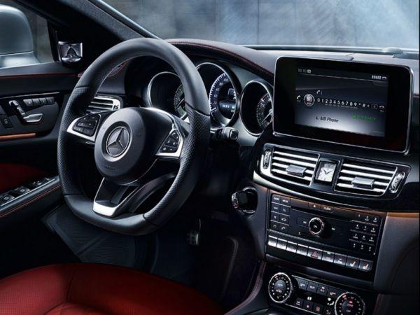 Mercedes Benz CLS 300 d nuevo Málaga