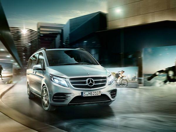 Mercedes Benz Clase V 200 d Largo nuevo Málaga
