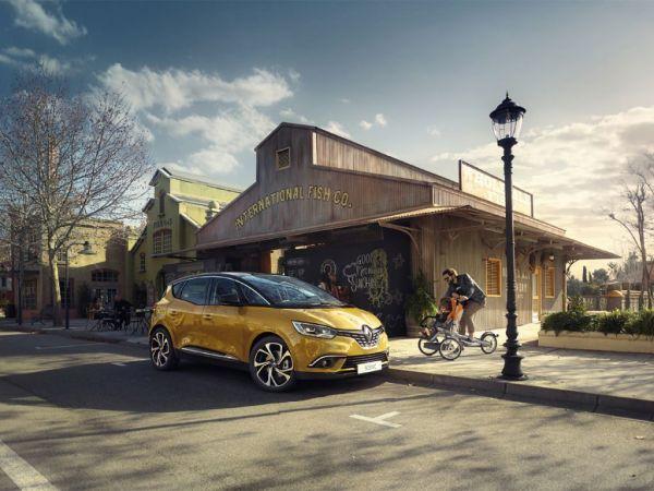 Renault Scenic Zen GPF TCe 103 kW (140CV) - 18 nuevo Pontevedra
