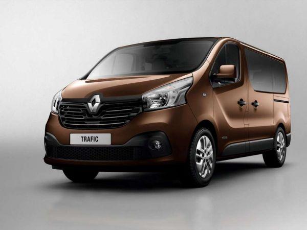 Renault Trafic Furgón 27 L1H1 Energy dCi 92kW TT Euro 6 nuevo Cádiz