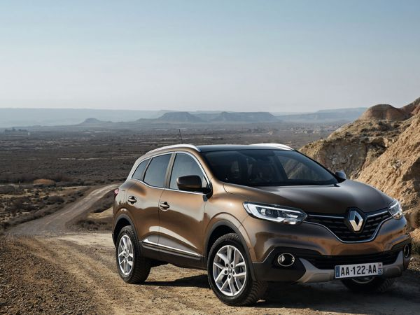 Renault Kadjar Limited Blue dCi 85kW (115CV) - 18 nuevo Cádiz