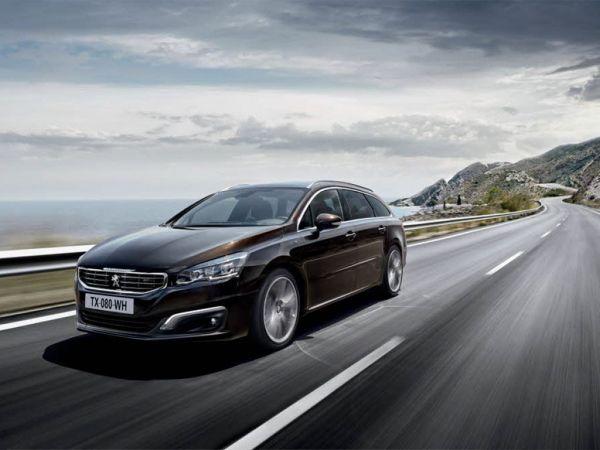 Peugeot 508 Business Line BlueHDi 96kW S&S 6vel MAN nuevo Cádiz