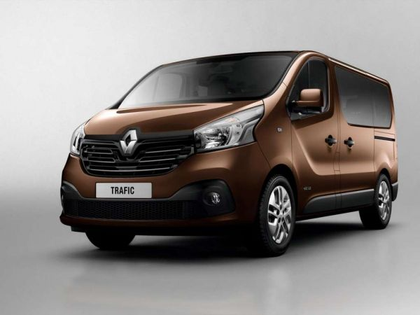 Renault Trafic Furgón 27 L1H1 dCi 70kW (95CV) Euro 6 nuevo Cádiz