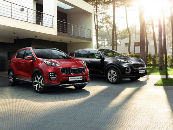 Kia Sportage 1.6 GDi 97kW (132CV) Drive 4x2 nuevo Málaga