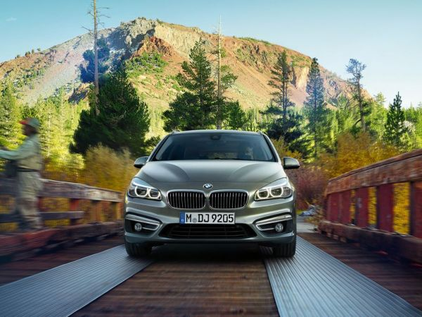 BMW Serie 2 Active Tourer 218i nuevo Madrid