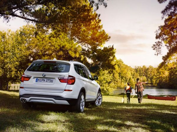 BMW X3 xDrive20d nuevo Madrid