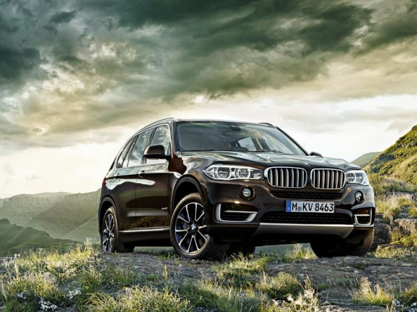BMW X5 xDrive30d nuevo Madrid