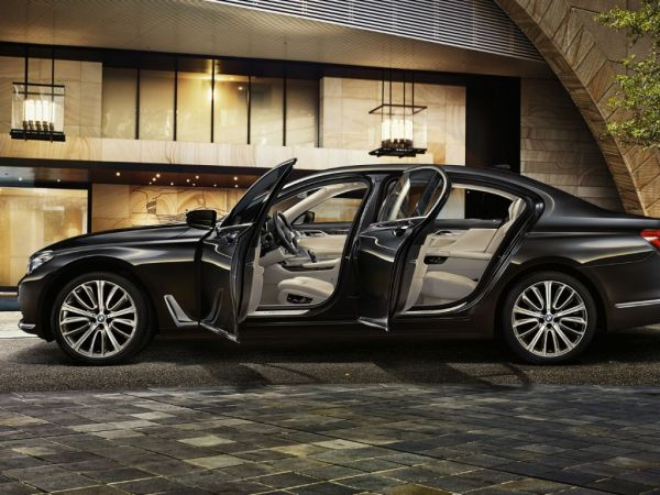 BMW Serie 7 730dA nuevo Barcelona