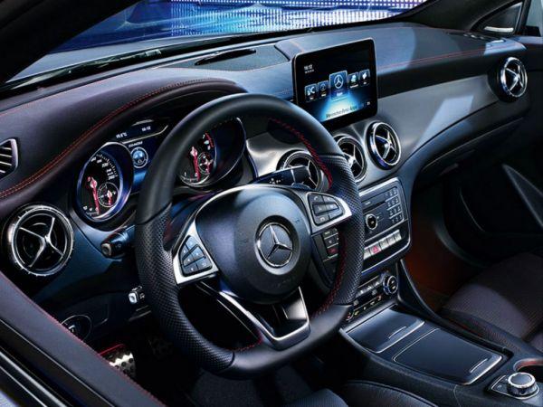 Mercedes Benz Clase CLA 200 d nuevo Málaga