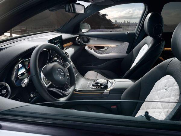 Mercedes Benz Clase GLC 220 d 4MATIC nuevo Málaga