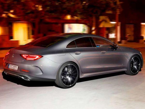 Mercedes Benz CLS 450 4MATIC nuevo Málaga