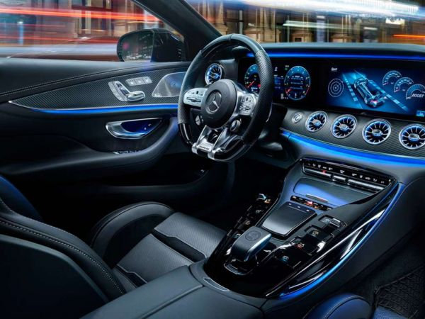 Mercedes Benz Mercedes-AMG GT Mercedes-AMG GT 63 S 4MATIC+ nuevo Málaga