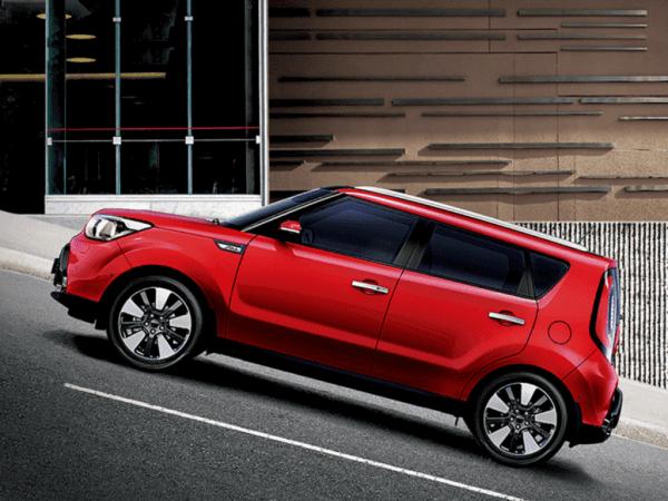 Kia Soul 1.6 CRDi 136CV Drive Eco-Dynamics nuevo Málaga