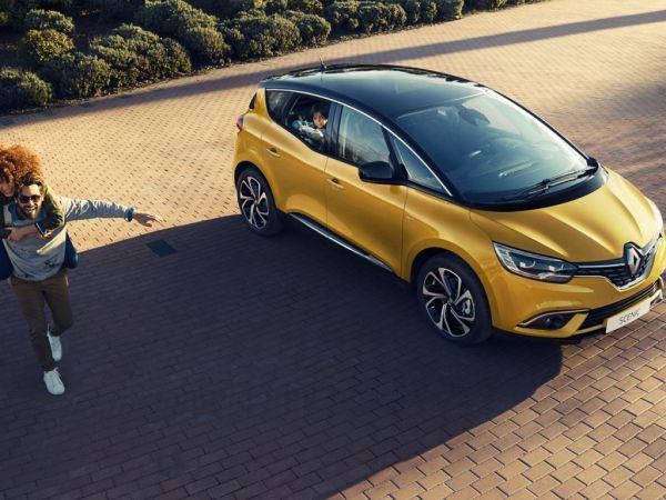 Renault Scenic Limited GPF TCe 103kW (140CV) - 18 nuevo Pontevedra