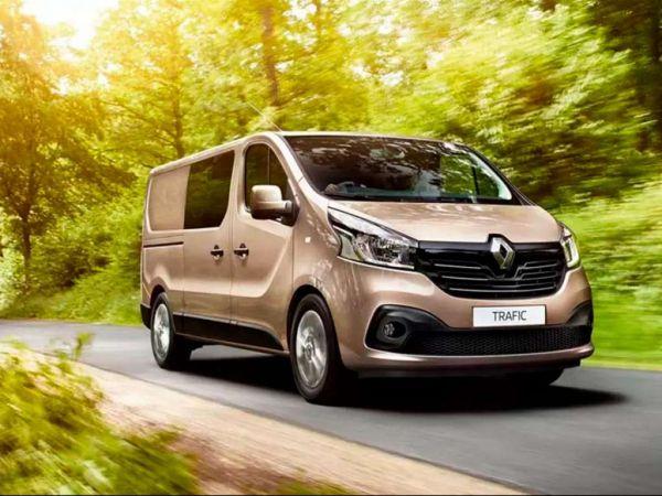 Renault Trafic Furgón 27 L1H1 dCi 70kW (95CV) Euro 6 nuevo Pontevedra