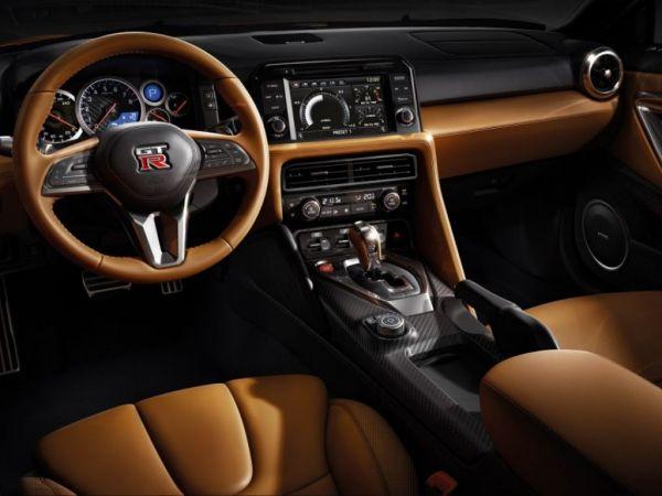 Nissan GT-R 3.8G V6 419kW(570CV) E6D 2019 Black Ed. nuevo Madrid